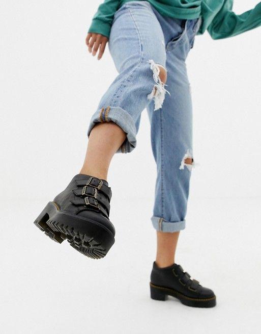 NIB Dr. Martens Women's Serena Burnished Wyoming Chukka Fashion Boot