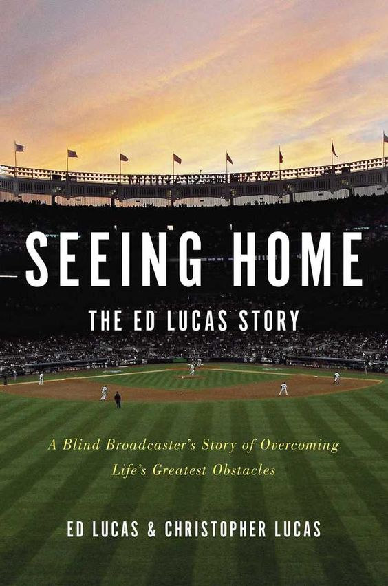 Soon to be a major motion picture, Seeing Home: The Ed Lucas Story is the incredible true tale of a beloved Emmy-winning blind broadcaster who refused to let his disability prevent him from overcoming many challenging obstacles and achieving his dreams.In 1951, when he was only twelve years old, Ed Lucas was hit between the eyes by a baseball during a sandlot game in Jersey City. He lost his sight forever. To cheer him up, his mother wrote letters to baseball superstars of the day…