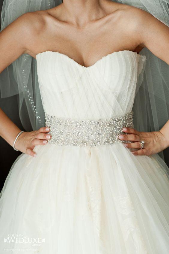 gown: vera wang