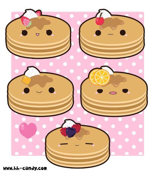 Gallery For gt Cute Pancake Wallpaper