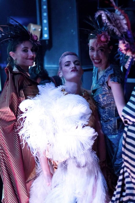"""SIMON ALBO. Fashion Show S/S 2015. Collection Couture S/S 15 """"MIMETIS"""""""
