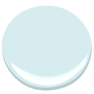 Icy Blue 2057 70 Pale Blue Paint For Noni Pinterest