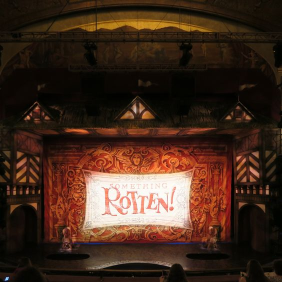 Why everyone should see SOMETHING ROTTEN! on Broadway