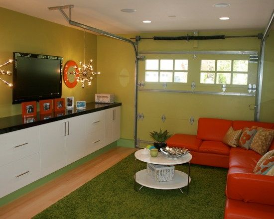 Ideas About Garage Game Rooms On Pinterest Gaming Rooms - Garage games room ideas