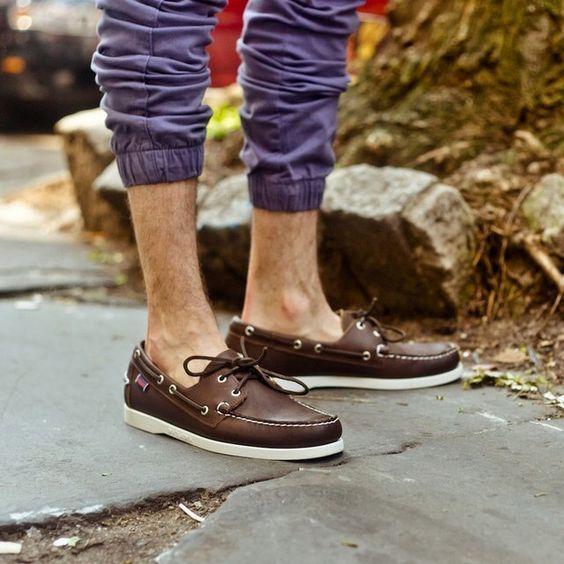 Docksides Sebago Fashion Accessoires For Men Pinterest