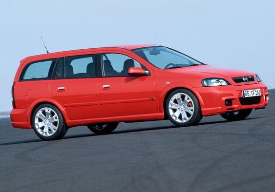 Opel Astra Opc Caravan G 2002 2004