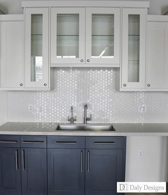 Options For A Kitchen Design With No Window Over The Sink Victoria Elizabeth Barnes Kitchen Sink Decor Kitchen Cabinets Over Sink Victorian Kitchen