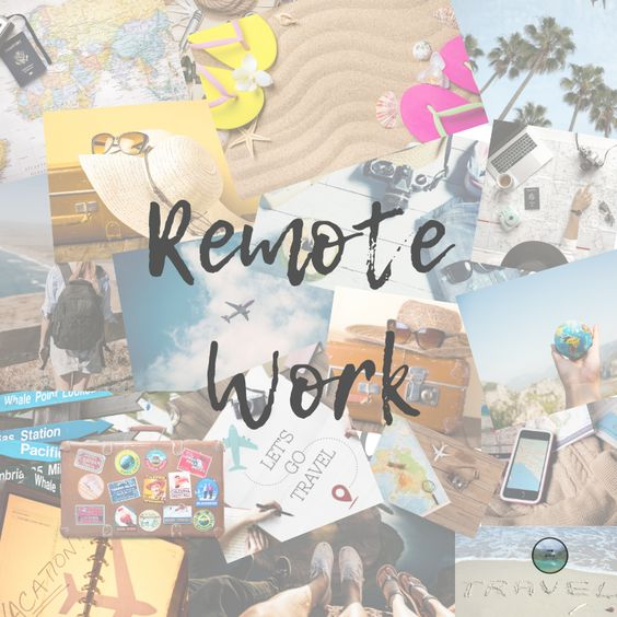 Remote Work Tips 37848