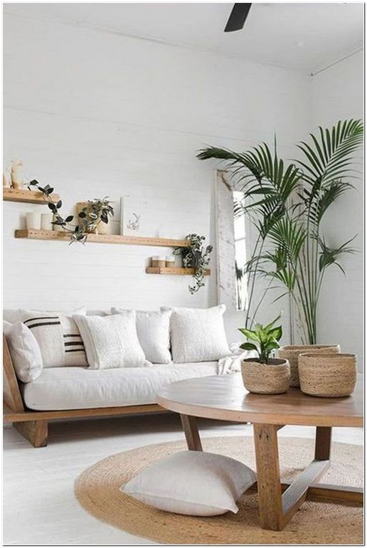 Living Room Decor Ideas Home Decor Interior Design In 2020 Living Room Scandinavian Minimalist Living Room Apartment Living Room #small #white #living #room #ideas