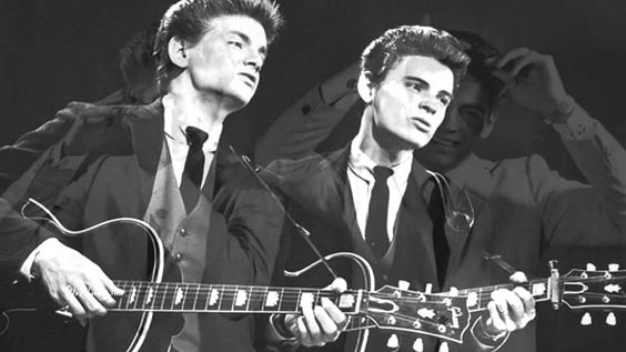 R.I.P. Phil Everly (Everly Brothers - Dream) HQ + lyrics