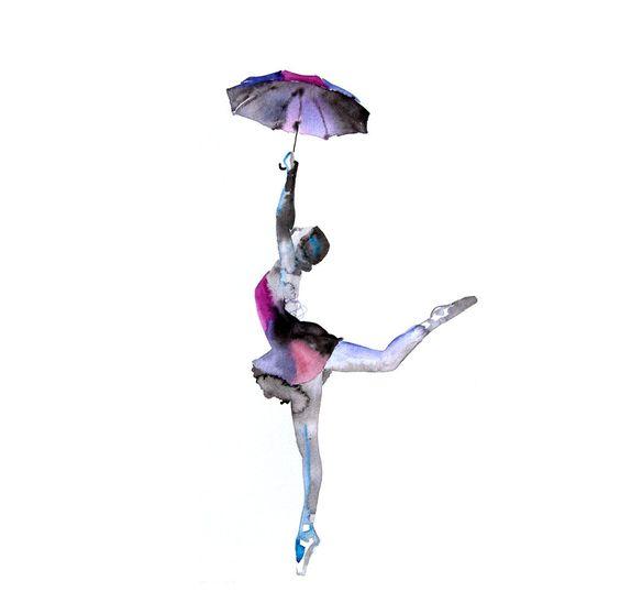 Ballerina dancer by Elena Romanova (via exceedingly lovely ...