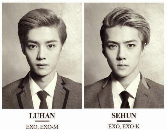 Luhan look alike