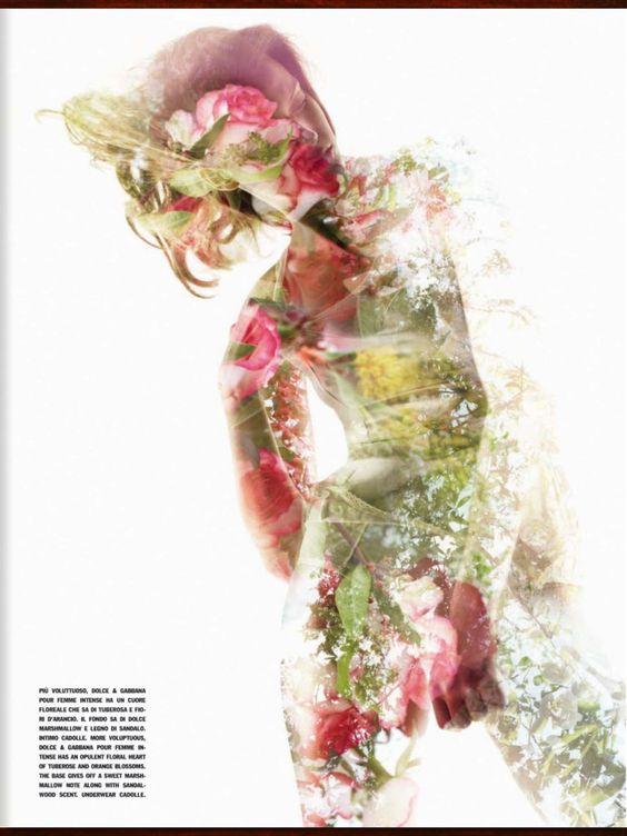 Vogue Italia Beauty September 2013