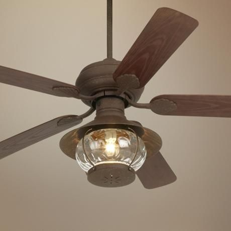 52 Casa Vieja Rustic Indoor Outdoor Ceiling Fan Boys