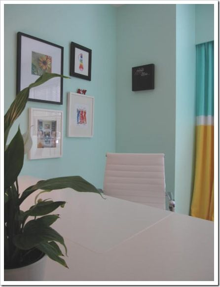 Inspiration And My Tiffany Blue Office Master Bedrooms
