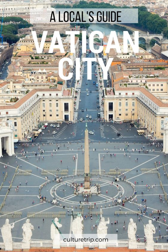 A Local's Guide To Vatican City