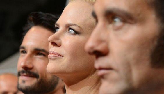 Rodrigo Santoro brilha ao lado de Nicole Kidman em Cannes