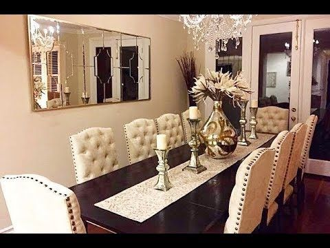 40 Cool Ideas For Modern Dining Tables 2018 2019 Modern Dining Room Youtube Modern Dining Room Dining Room Trends Dining Room Decor Modern