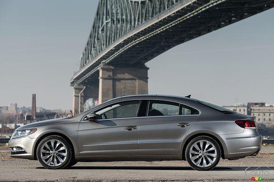 2012 Volkswagen CC Highline