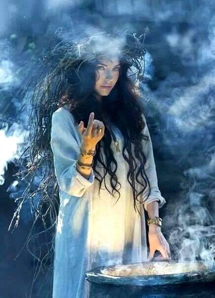 La bruja del bosque
