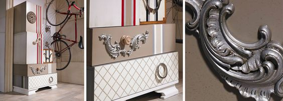 Serie Tetris | Lola Glamour Furniture