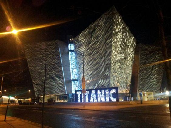 Titanic Belfast in Antrim, Antrim