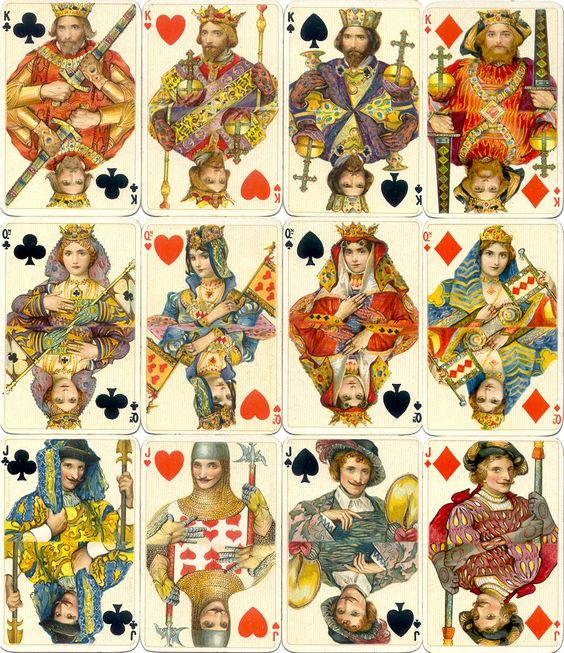 Shakespeare Playing Cards - The World of Playing Cards: