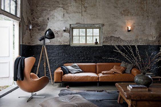 Không gian sang trọng cùng ghế sofa da thật tphcm nhập khẩu