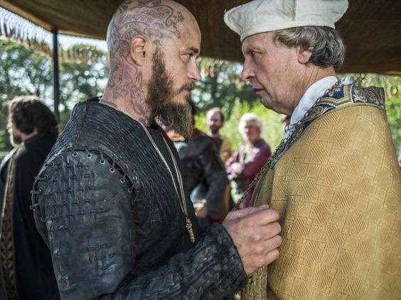 "vikings+tv+show   Vikings (TV Series) Vikings ""Breaking Point"" (3x09) promotional ..."