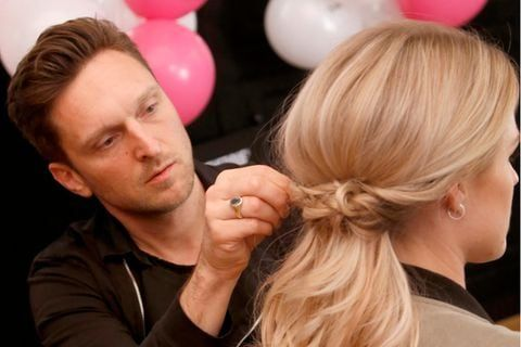 Star Hairstylist Alexander Von Trentini Uber Haarmythen Lange Haare Schnell Lange Haare Friseure