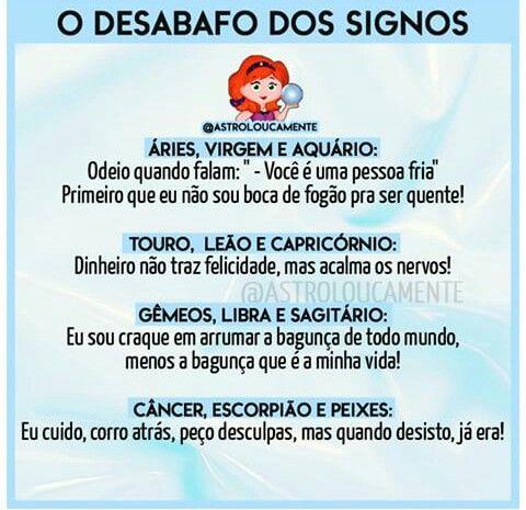 Acalma Os Nervos Signos Do Zodiaco Quais Signos Combinam