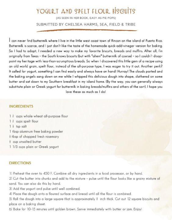#ClippedOnIssuu from Sugar & Spice - Ruche Cookbook