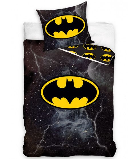 Batman Duvet Cover Bedding Retro Bat