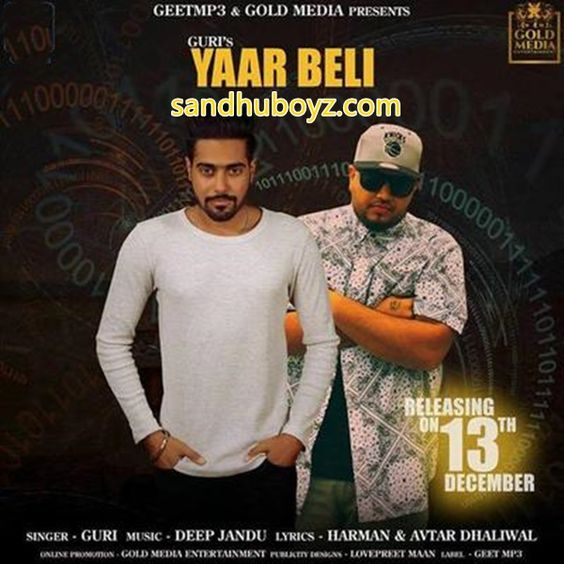 Yaar Beli By Ft Deep Jandu Mp3 Song Download Exclusively On Mp3mad Listen Ft Deep Jandu Top 20 Songs For Free Mp3 Song Download Mp3 Song Songs