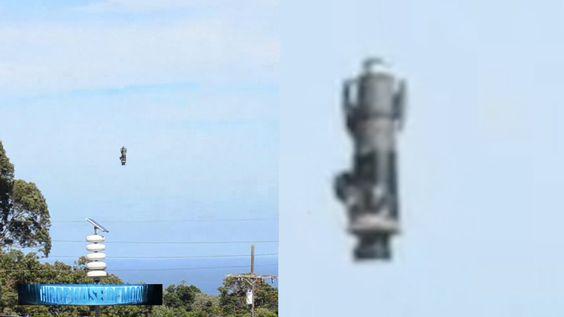 SOMETHING BIG!! Unexplained ALIEN CRAFT Thailand! UFO Experts BAFFLED!!!...
