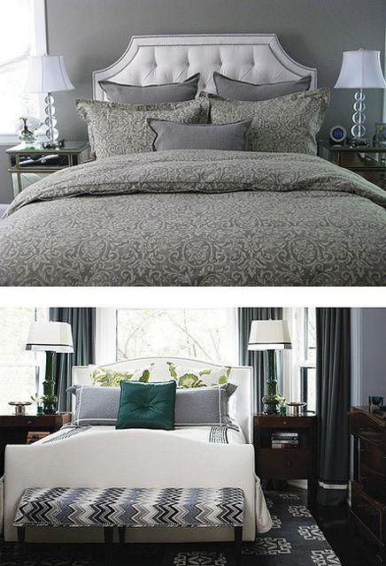 Pillow Arrangement Pillows And Queen Beds On Pinterest