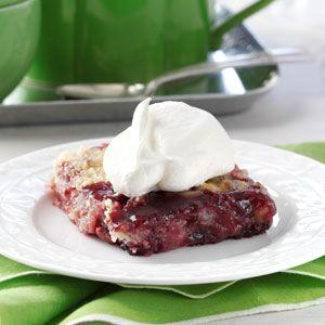Taste of home, Blackberry crisp and Blackberries on Pinterest