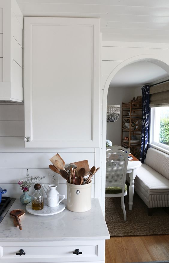 Dining Room Makeover: Before & Progress - The Inspired Room