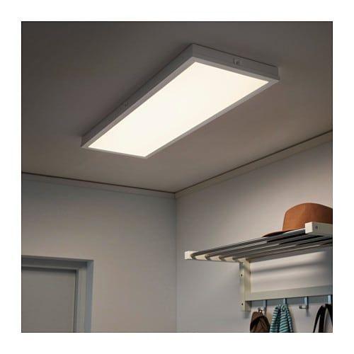 Illuminazione Neon Per Ufficio.Floalt Led Light Panel W Wireless Control Dimmable White Spectrum