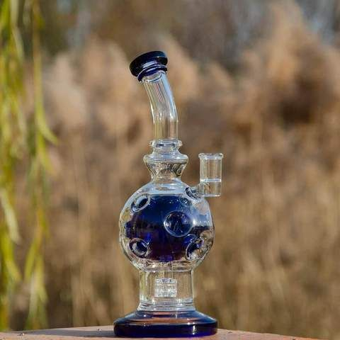 Reactor Dab Rig Borotech Dab Rig Glass Bongs Perfume Bottles