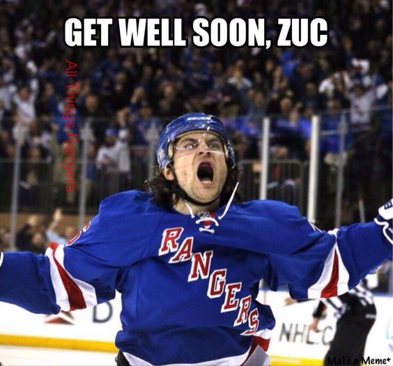 Get well soon, Zucc