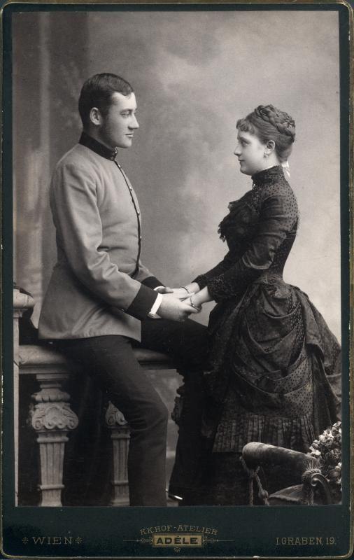 Colloredo-Mannsfeld, Johanna Gräfin. Schönburg-Hartenstein, Alois Fürst.:
