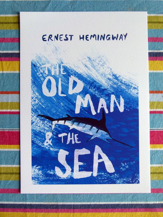 Old man and the sea essay help?