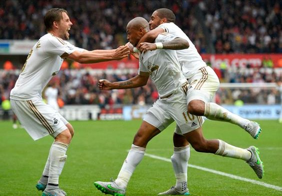 Swansea City 2-1 Manchester United