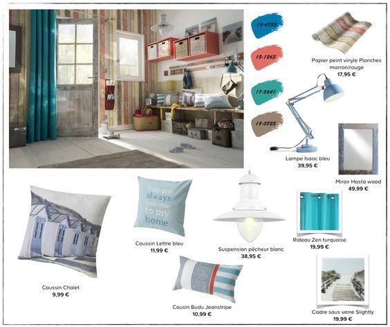 une d co d 39 esprit r cup 39. Black Bedroom Furniture Sets. Home Design Ideas
