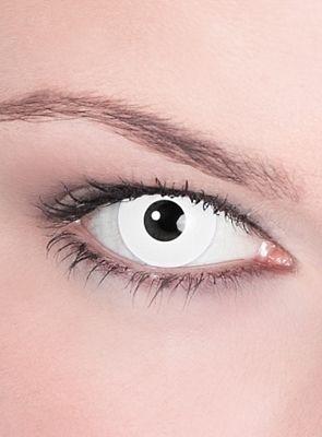 Zombie Spezialeffekt Kontaktlinse