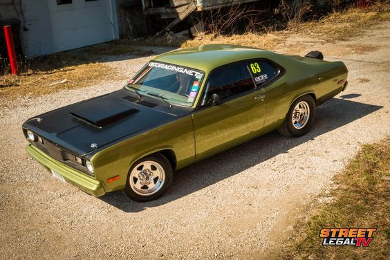 plymouth duster   905 Horsepower 1972 Plymouth Duster