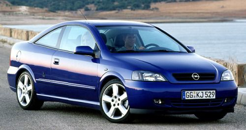 Vauxhall Opel Astra G Coupe Cabrio 2000 By Bertone The Vauxhall Coupe Opel