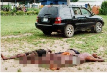Welcome to NewsDirect411: Nigeria Police Killed Three Kidnappers In gun Duel...