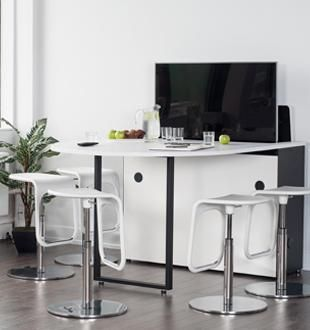 Pinterest The Worlds Catalog Of Ideas - Height adjustable meeting table